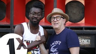 The Beenie Man & David Rodigan Interview for BBC 1Xtra