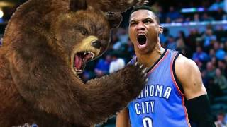 Stache Bros(Adams, Kanter), Andre Roberson on Russell Westbrook for  MVP Part 2