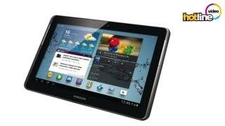 Обзор Samsung Galaxy Tab 2 10.1(, 2012-09-07T08:13:22.000Z)