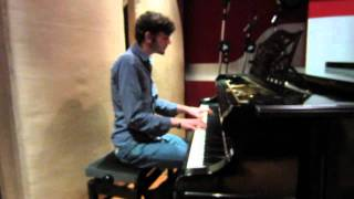 Harry Hudson-Taylor - Skinny Love (Piano Cover)
