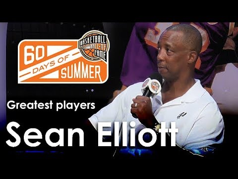 Sean Elliot on greatest players he played against during his career