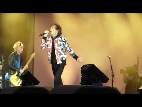 Rolling Stones   Let's Spend the Night Together   May 25 2018   London Stadium