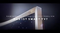 Samsung TV-Beratung 2015: Was ist Smart TV?