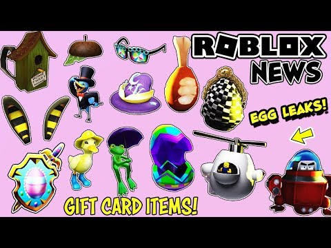 Restaurant Tycoon 2 Roblox Codes Robux Gift Card Ireland Roblox News New Egg Hunt 2020 Eggs Leaked Free Items From Gift Cards In April