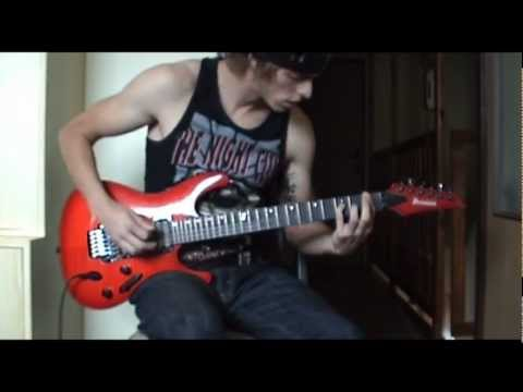 Blacklisted Me - Reprobate Romance feat. Nicholas Matthews(Cover) INCLUDING TABS