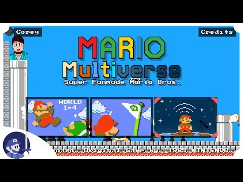 Mario Multiverse [Fangame, PC]