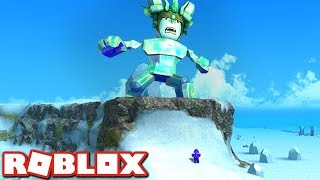 NEW BOOGA BOOGA ICE BOSS!! - Roblox
