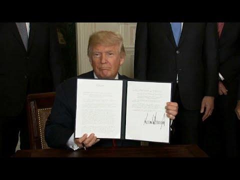 Trump declara la guerra comercial a China - economy