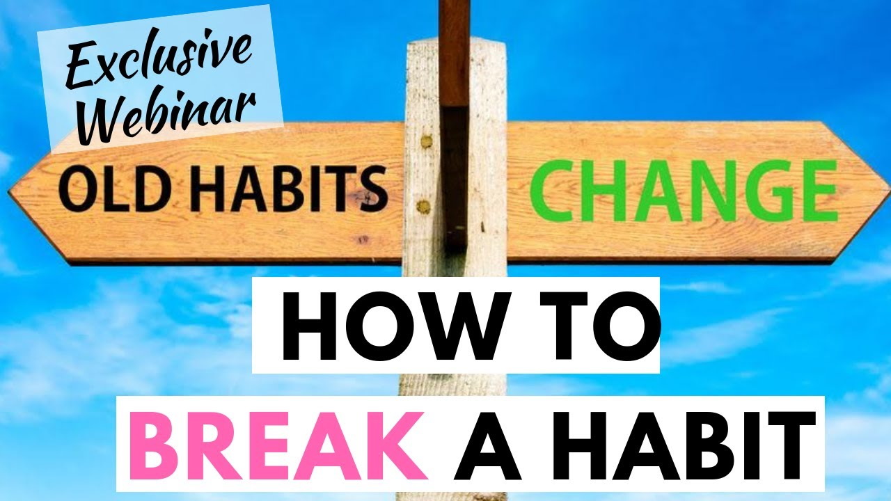 How to break habits and get out of your comfort zone