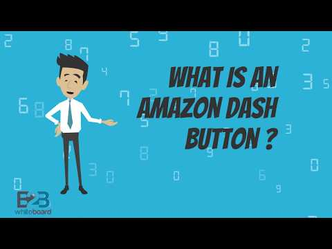 What Is An Amazon Dash Button ?