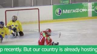 The Sochi 2014 Paralympic Winter Games: Ice Sledge Hockey