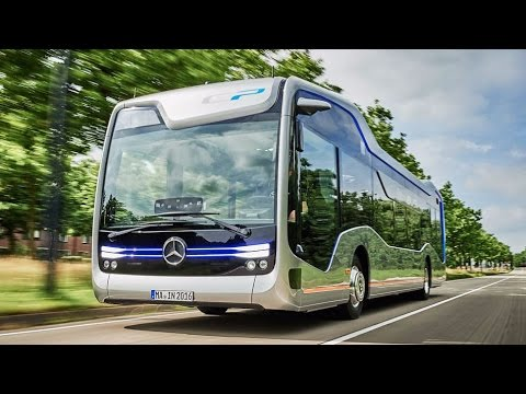 Best Futuristic Bus Concept You Must See - YouTube