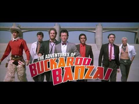 Buckaroo Banzai HD Trailer