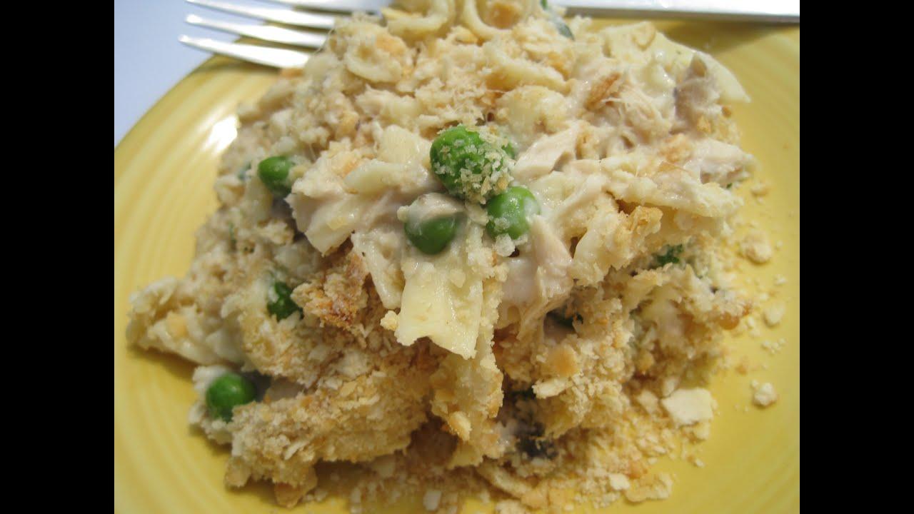 Classic tuna casserole how to make tuna casserole recipe for How to make tuna fish casserole