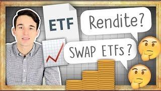 ETF Rendite: Was kann man erwarten? SWAP ETF sinnvoll? | #FragFinanzfluss