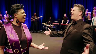 Côr Encôr a Birmingham Community Gospel Choir - Mor Fawr Wyt Ti