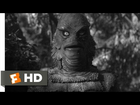 Creature from the Black Lagoon 510 Movie   The Creature, Captured 1954 HD