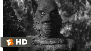 Creature from the Black Lagoon (5/10) Movie CLIP - The Creature, Captured (1954) HD