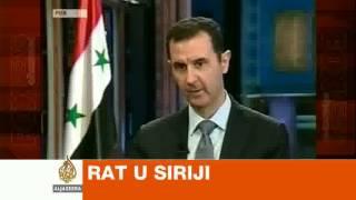 Assad: Milijarda dolara za uništenje hemijskog oružja