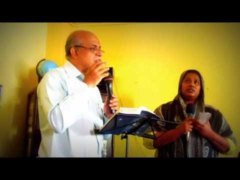 Holding Firmly to Eternal Life by George Thomas [Eng-Hindi] 15th Feb, 2015