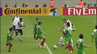 Germany v Mexico, FIFA Confederations Cup 2005