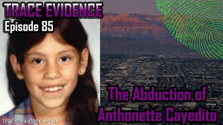 The Abduction of Anthonette Cayedito - Trace Evidence #85