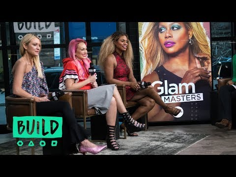 "Laverne Cox, Kandee Johnson & Zanna Roberts Rassi Speak On ""Glam Masters"""