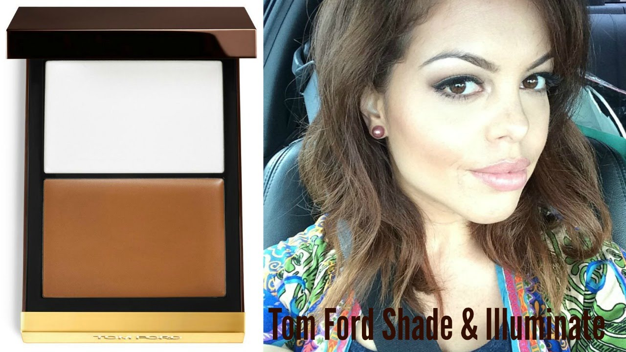 get ready with me using my new tom ford shade. Black Bedroom Furniture Sets. Home Design Ideas