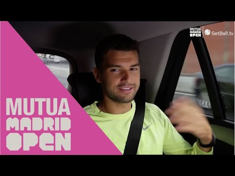 Do you want to know everything about Grigor Dimitrov?