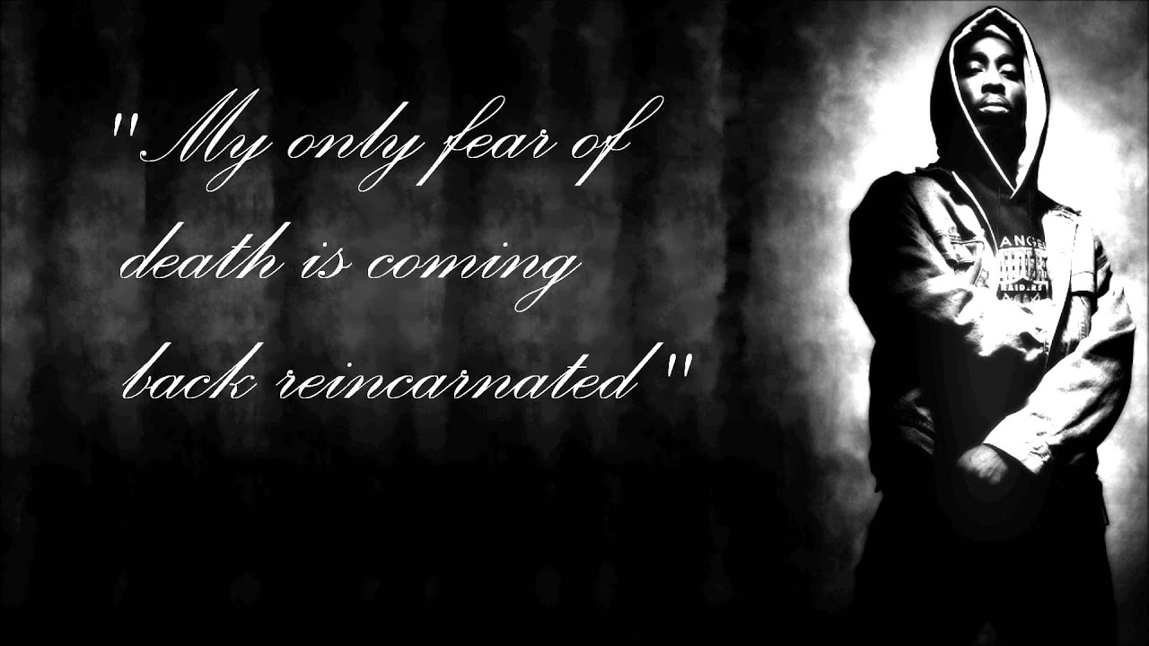 2Pac - Only Fear Of Death (+ Lyrics) - YouTube