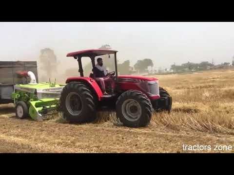 Massey 2635 Tractor 75 hp