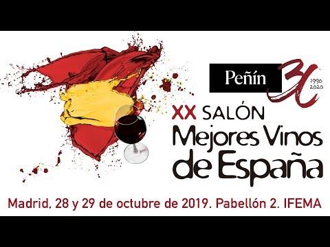 STREAMING DEL XX SALÓN DE LOS MEJORES VINOS DE ESPAÑA