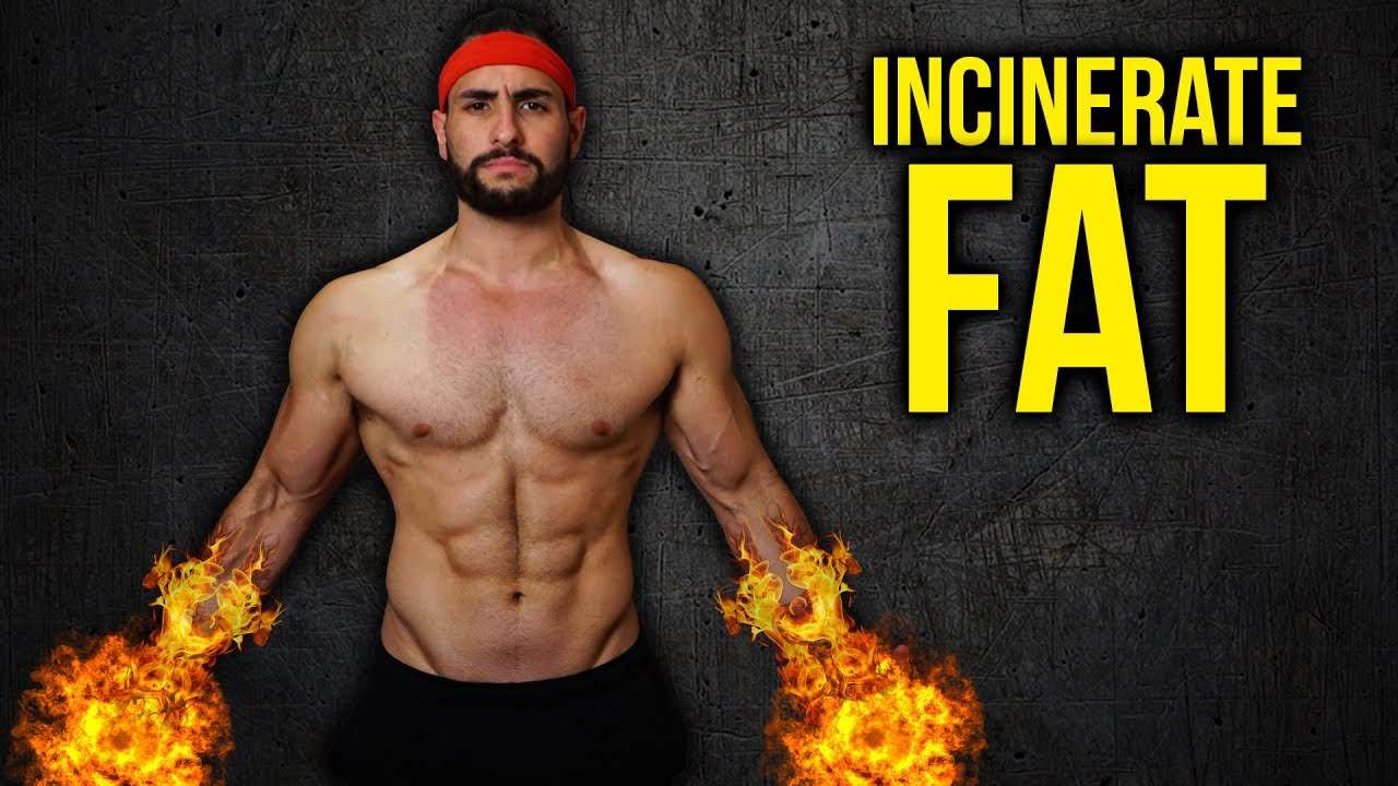 Fat burning workout routines no equipment