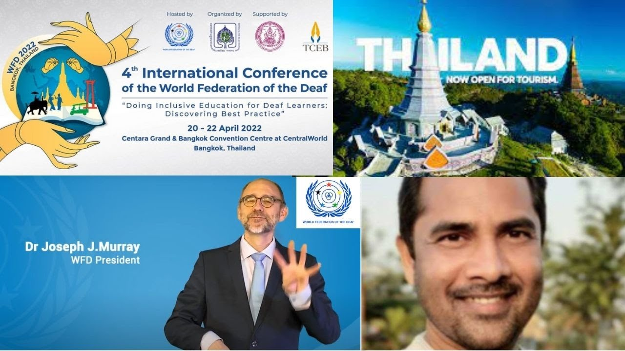 4th International Conference of the World Federation of the Deaf