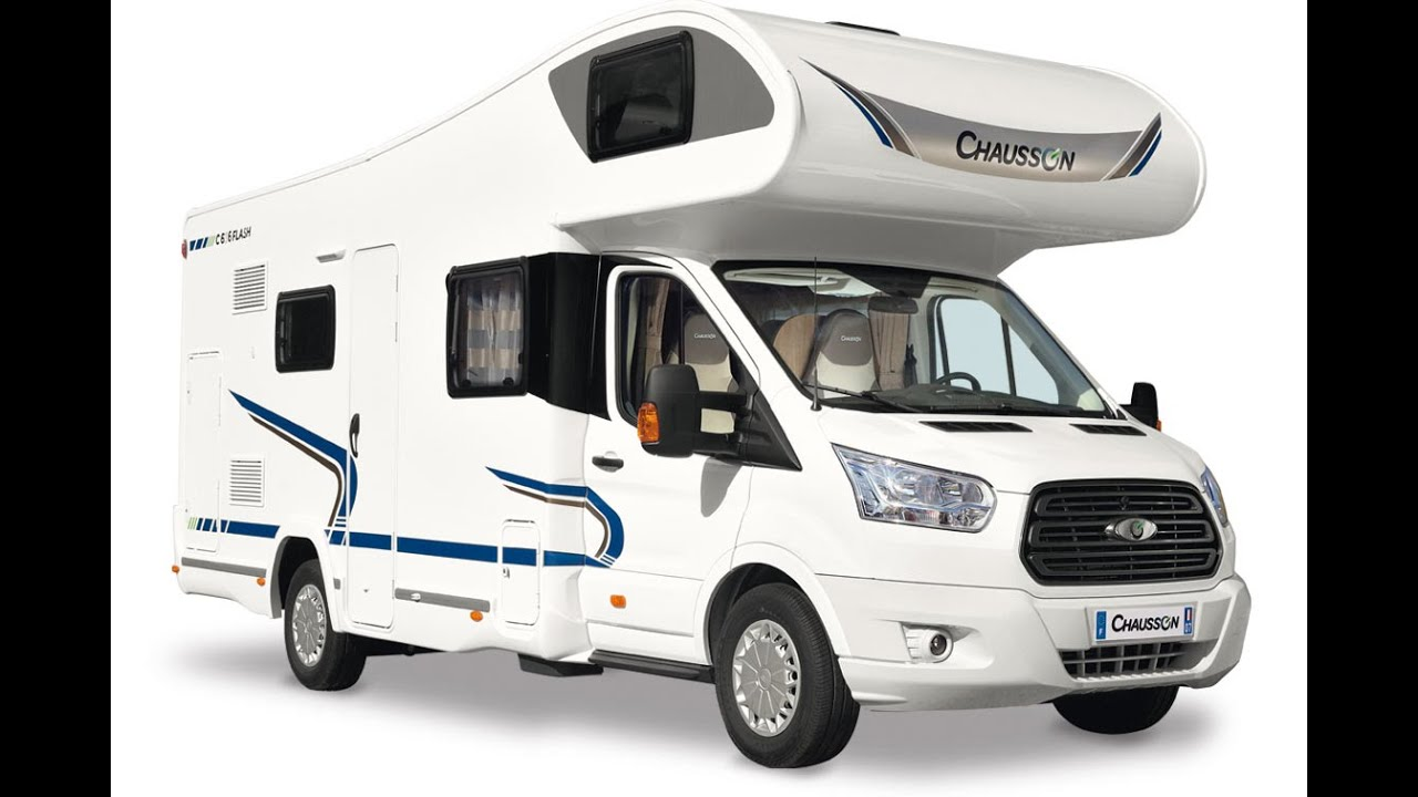 chausson alkoven modelle 2015 auf dem neuen ford transit youtube. Black Bedroom Furniture Sets. Home Design Ideas