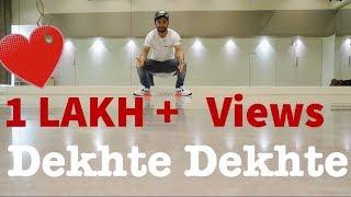 Atif A: Dekhte Dekhte Dance Choreography | Batti Gul Meter Chalu | Shahid K Shraddha K