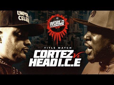 KOTD - Head I.C.E. vs Cortez (Title Match)   #WD7