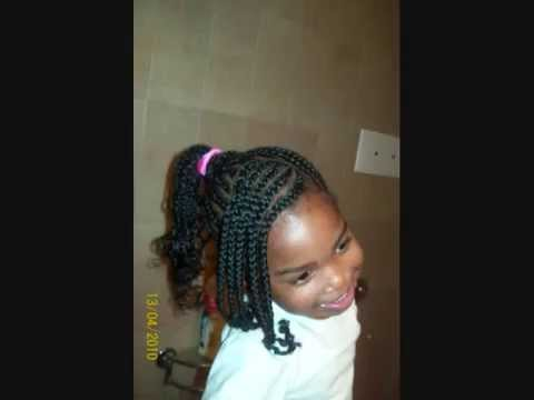 styles for kids hair hair styles 7667 | hqdefault