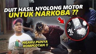 TERNYATA RIZKY PENGGUNA NARKOBA .. PART 2 PENGGEREBEKAN RIZKY DI JONGGOL !!