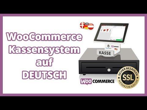 WooCommerce POS Kassensystem in Deutsch