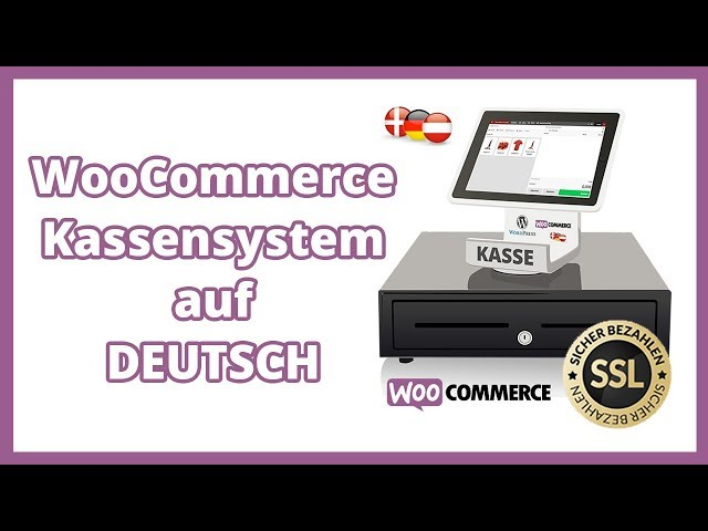 WooCommerce POS Kassensystem in Deutsch