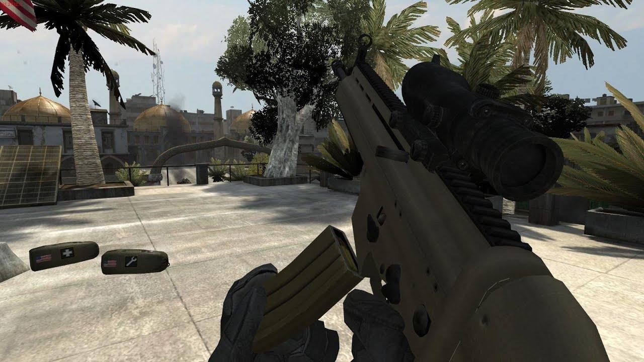 Battlefield 2 Mod - Combat MOD - DiTudo
