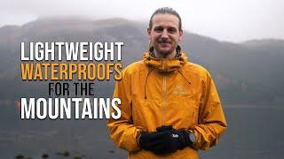 My Ultralight Mountain Waterproofs - Arcteryx Beta SL \u0026 Zeta SL