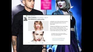 Zayn Malik Slams Taylor Swift After She Performed With Little Mix