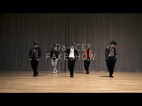 Da-iCE -「FAKESHOW」Official Dance Practice