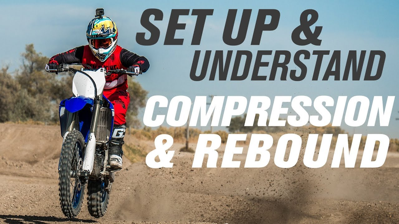 How To Set up Dirt Bike Suspension Compression and Rebound