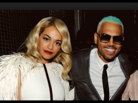 It's OFFICIAL! Chris Brown Is Dating Rita Ora!!