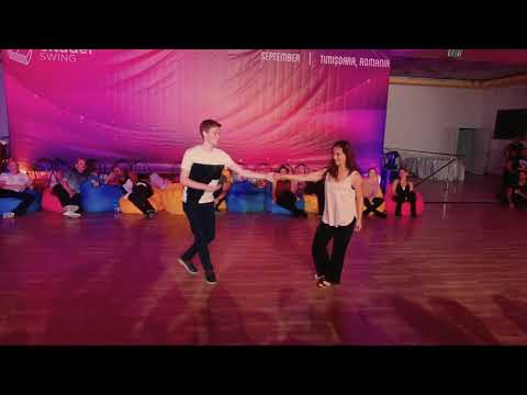 Philipp Wolff & Patty Vo - Citadel Swing 2018 - Pro Jack&Jill