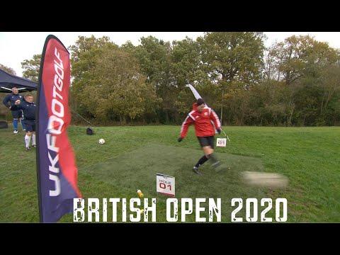 Footgolf - British