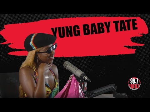 Jazzy T - Yung Baby Tate Interview with Terry J & Jazzy T| Made Fresh